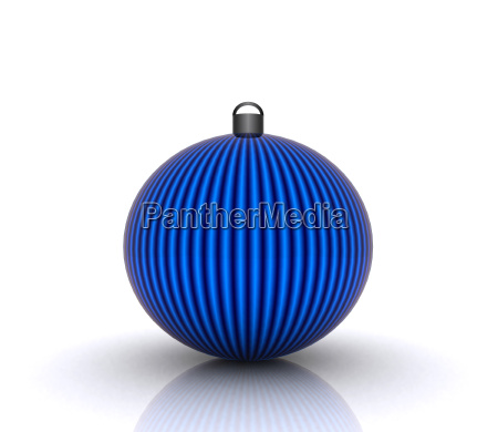 background with christmas ball decorated