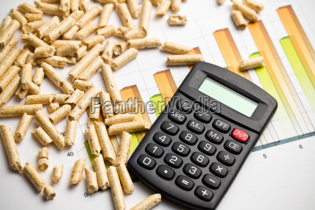 wood pellets as ecological and economical
