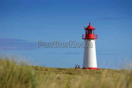 lighthouse on sylt