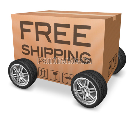free shipping package