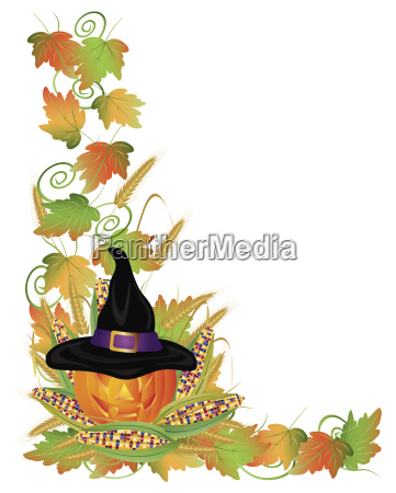 halloween pumpkin jack o lantern and