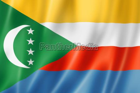 comorian flag
