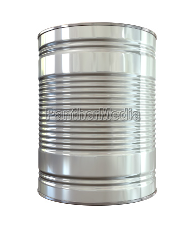 tin can front
