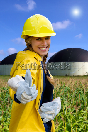 yes to biogas