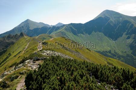 west tatra mountains