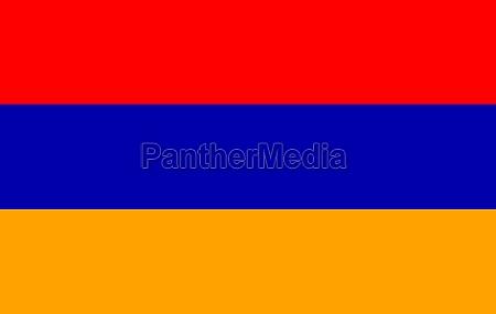 armenia flag illustration
