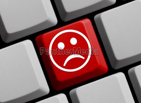 negatives feedback online