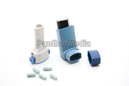 asthma sprayer