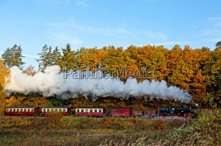 harz narrow gauge railways in the