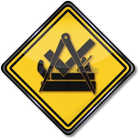 zunftzeichen carpenters