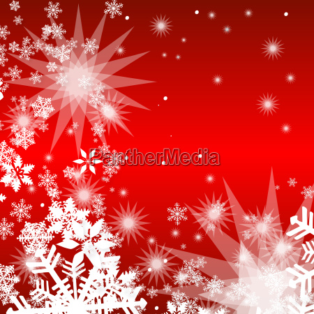 christmas snowflakes star