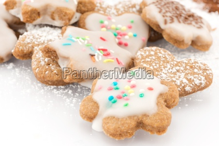 cookies with icing