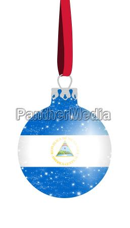 christmas ball nicaragua