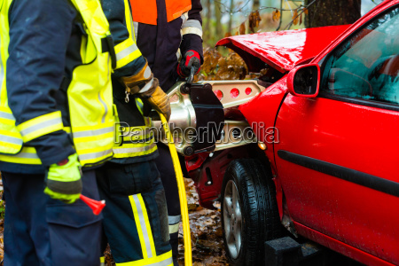 accident fire rescue accident victims