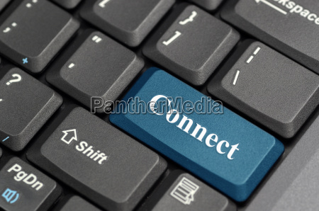 connect on keyboard