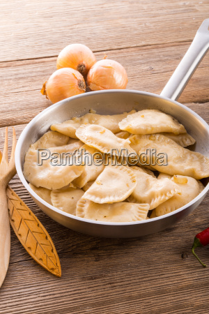 pierogipolish dish