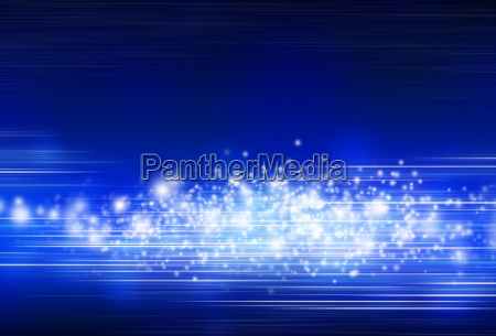 background white glitter on blue