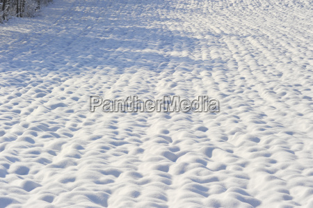 winter snow farm cultures agriculture crop