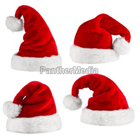 santa hat collection