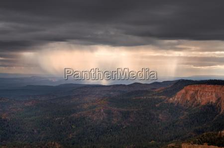 thunderstorm at yovimpa point