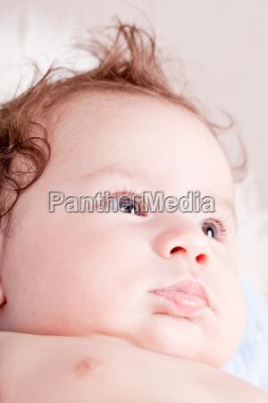 sweet little baby portrait toddler newborn