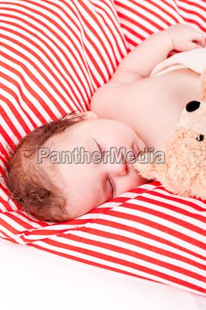 little cute baby toddler newborn sleeping