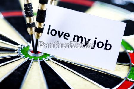 i love my job target board