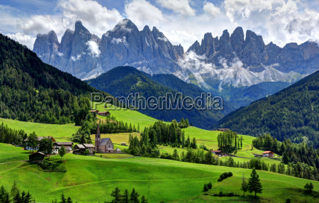 mountains dolomites alps south tyrol high