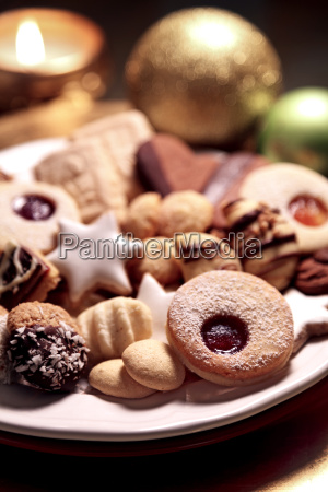 cookies christmas biscuits pastries