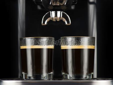 two espressos