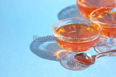 orange flavored gelatin