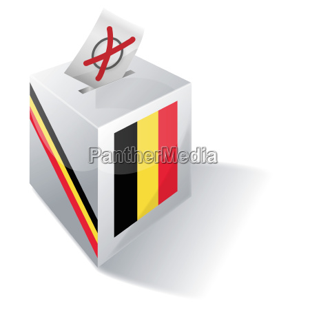 election box belgium