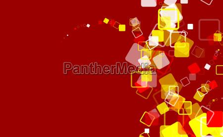 cube matrix red yellow 01