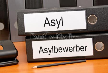 asylum and asylum seekers