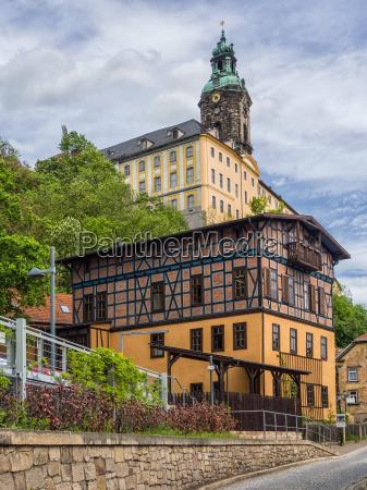 heidecksburg palace