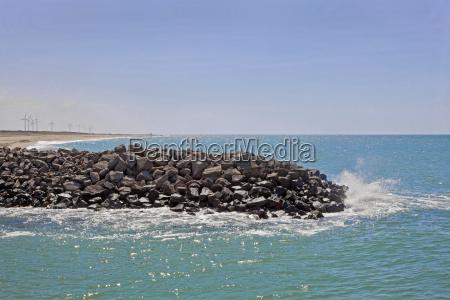 environment conscious dwarka coastline