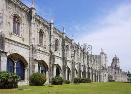 lisbon jeronimos monastery lisbon jeronimos