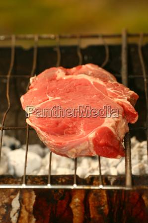 bbq beef steak