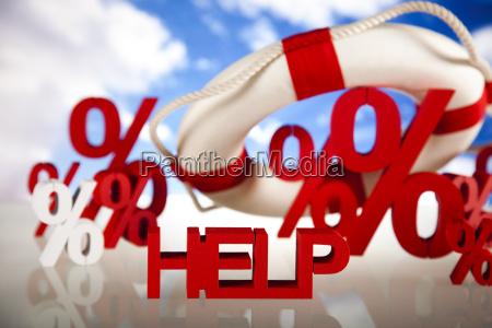 crisis help in finance