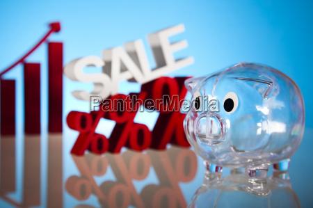 discount concept sale