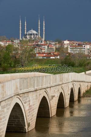 selimie mosque edirne turkey