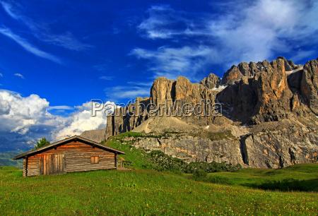 mountains dolomites alps alp rock high