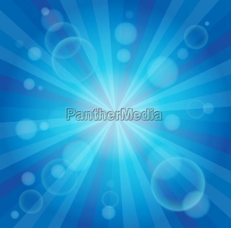 abstract image with sunlight rays 7