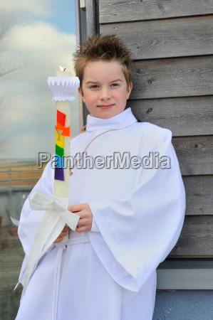 day of the first communion