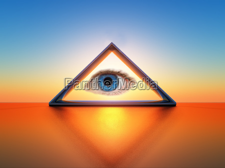 triangular view