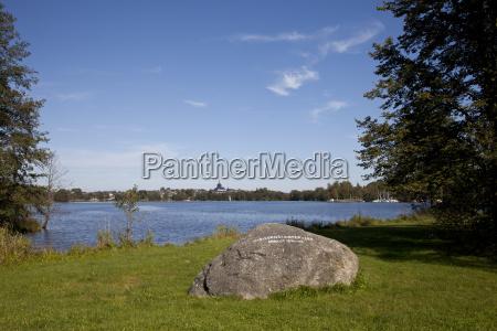 white city lake in weissenstadt