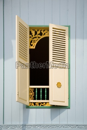 indonesian window