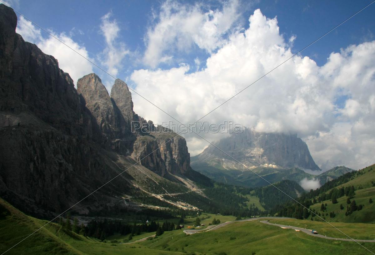 mountains, dolomites, summit, rock, climax, peak - 9322074