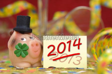 talisman new year sylvester 2014