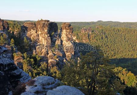 national park, summer, summerly, rock, firmament, sky - 9350662